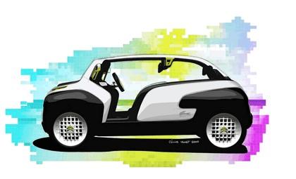 2010 Citroen Lacoste concept 2