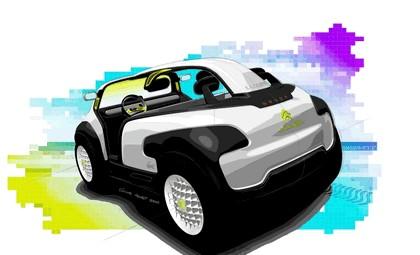 2010 Citroen Lacoste concept 3
