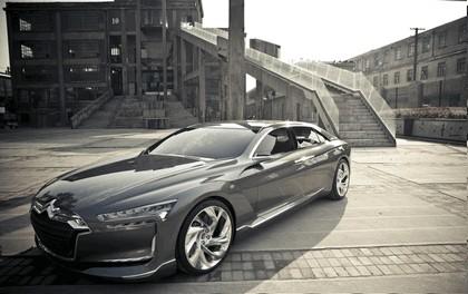 2010 Citroen Metropolis concept 11