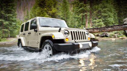 2011 Jeep Wrangler Sahara Unlimited 6