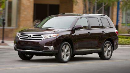 2011 Toyota Highlander 1