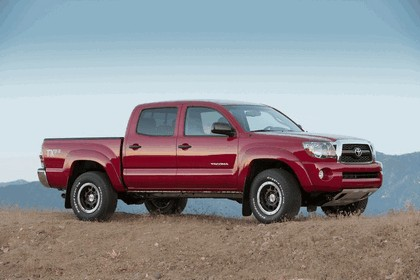 2011 Toyota Tacoma Double Cab TX Pro Performance Package 9