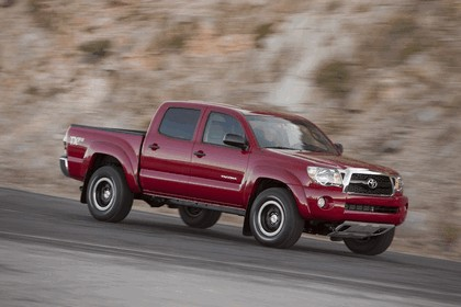 2011 Toyota Tacoma Double Cab TX Pro Performance Package 19