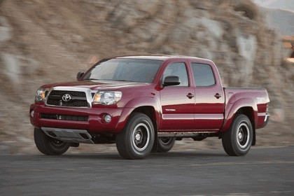 2011 Toyota Tacoma Double Cab TX Pro Performance Package 20
