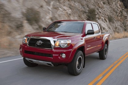 2011 Toyota Tacoma Double Cab TX Pro Performance Package 25