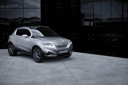 2010 Peugeot HR1 concept 2