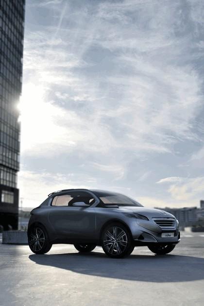 2010 Peugeot HR1 concept 3
