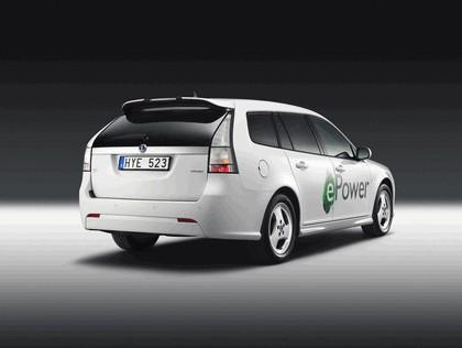 2010 Saab 9-3 ePower concept 3