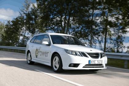 2010 Saab 9-3 ePower concept 4