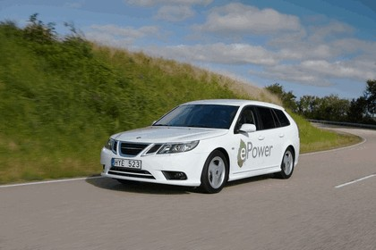 2010 Saab 9-3 ePower concept 5