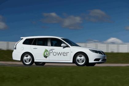 2010 Saab 9-3 ePower concept 6