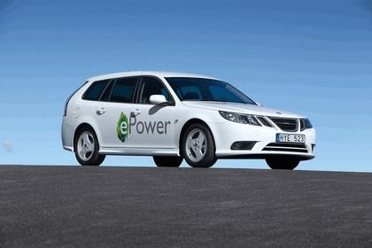 2010 Saab 9-3 ePower concept 7
