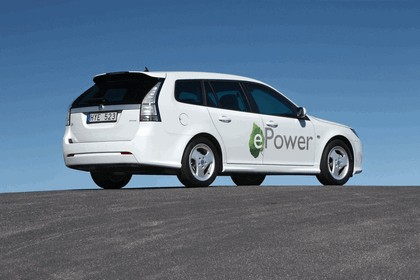 2010 Saab 9-3 ePower concept 8