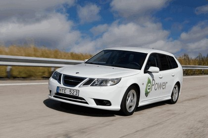 2010 Saab 9-3 ePower concept 9