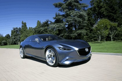 2010 Mazda Shinari concept 4
