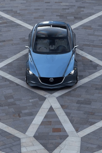 2010 Mazda Shinari concept 15
