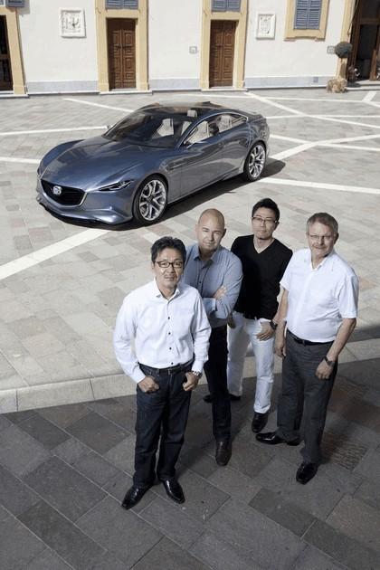 2010 Mazda Shinari concept 46