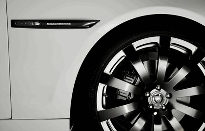 2010 Jaguar XJ75 Platinum concept X351 7
