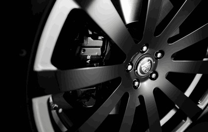 2010 Jaguar XJ75 Platinum concept X351 9