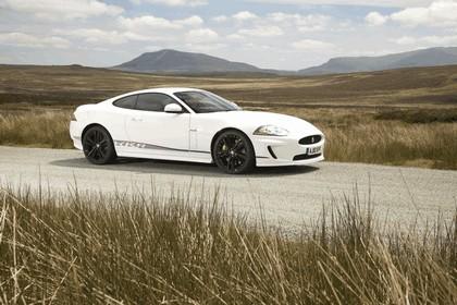 2010 Jaguar XKR Speed 1