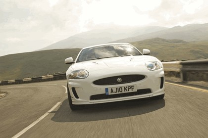 2010 Jaguar XKR Speed 11