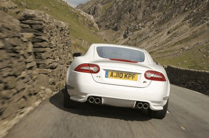 2010 Jaguar XKR Speed 12