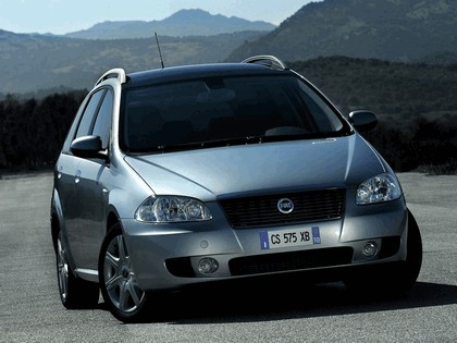 2005 Fiat Croma 11