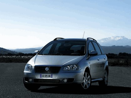 2005 Fiat Croma 12
