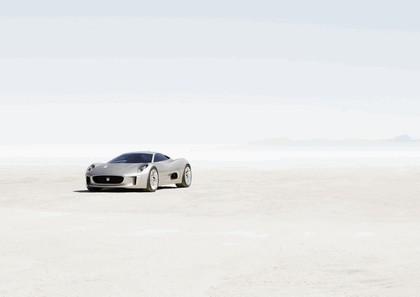 2010 Jaguar C-XF concept 1