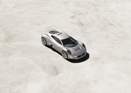 2010 Jaguar C-XF concept 3