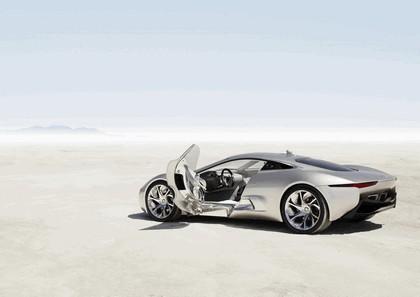 2010 Jaguar C-XF concept 7