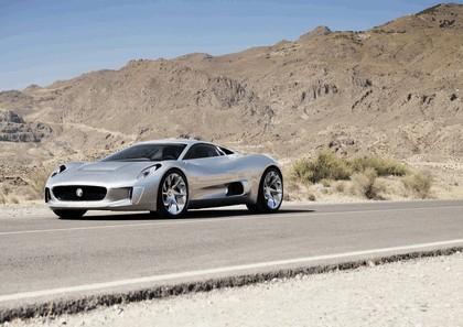 2010 Jaguar C-XF concept 10