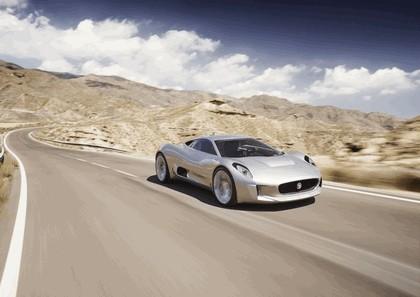 2010 Jaguar C-XF concept 11