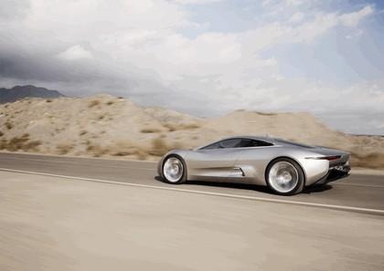 2010 Jaguar C-XF concept 13