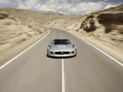 2010 Jaguar C-XF concept 16