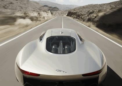 2010 Jaguar C-XF concept 19