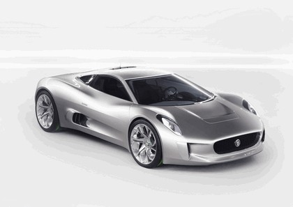 2010 Jaguar C-XF concept 20