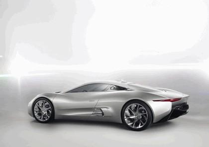 2010 Jaguar C-XF concept 24