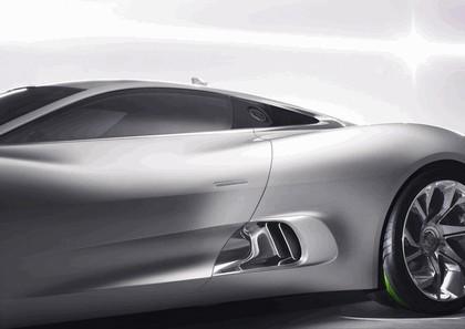 2010 Jaguar C-XF concept 28