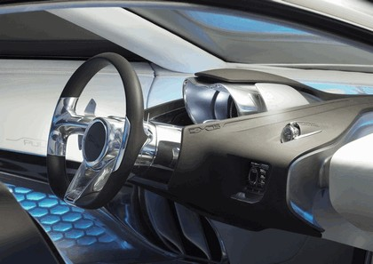 2010 Jaguar C-XF concept 37