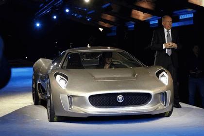 2010 Jaguar C-XF concept 46