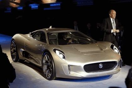 2010 Jaguar C-XF concept 47