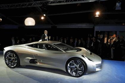 2010 Jaguar C-XF concept 49