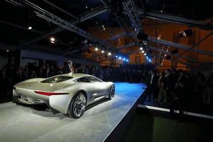 2010 Jaguar C-XF concept 50