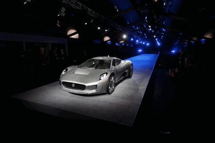 2010 Jaguar C-XF concept 53