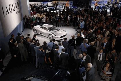 2010 Jaguar C-XF concept 54