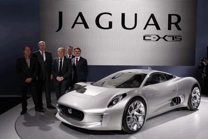 2010 Jaguar C-XF concept 55