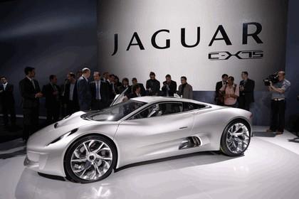 2010 Jaguar C-XF concept 56