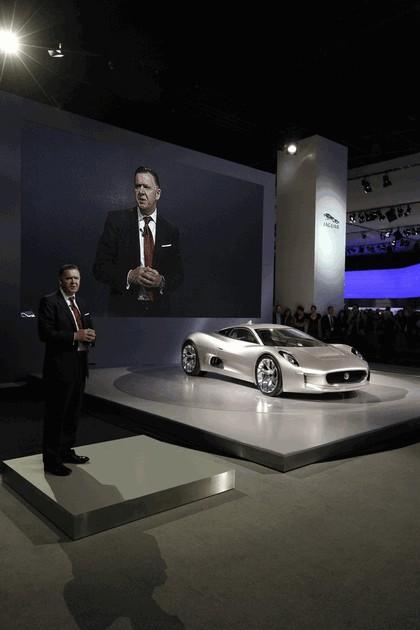 2010 Jaguar C-XF concept 58