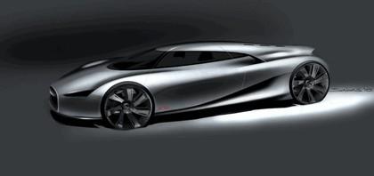 2010 Jaguar C-XF concept 64